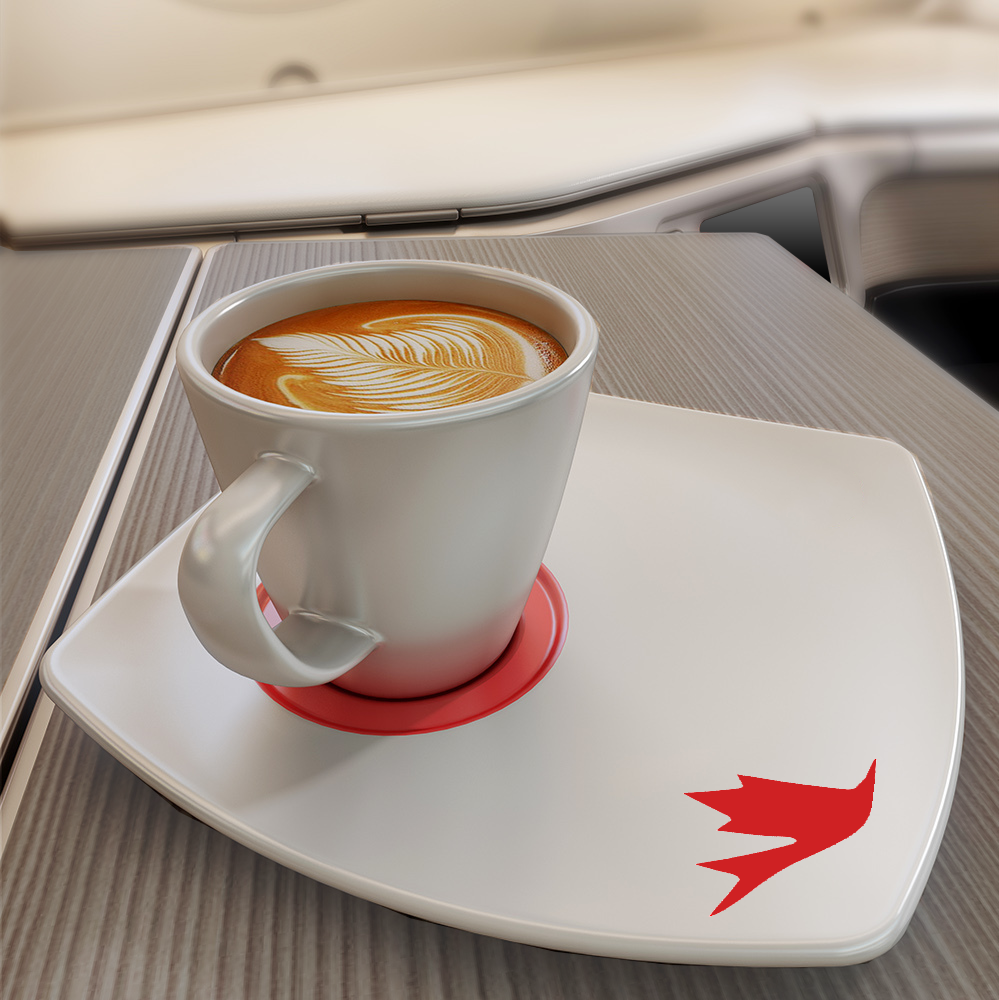 Strato International Coffee First Class